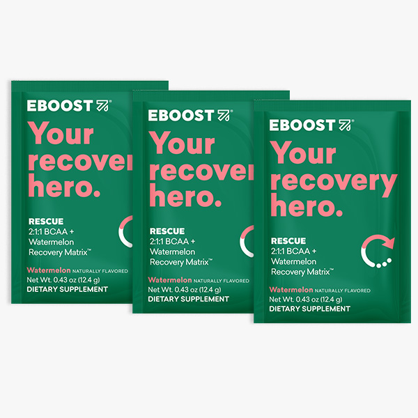 EBOOST RESCUE Your Recovery Hero L-Citrulline
