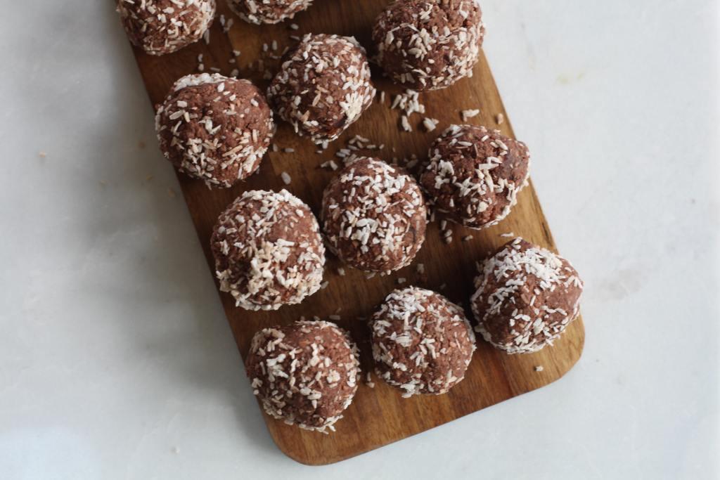 chocolate brain balls