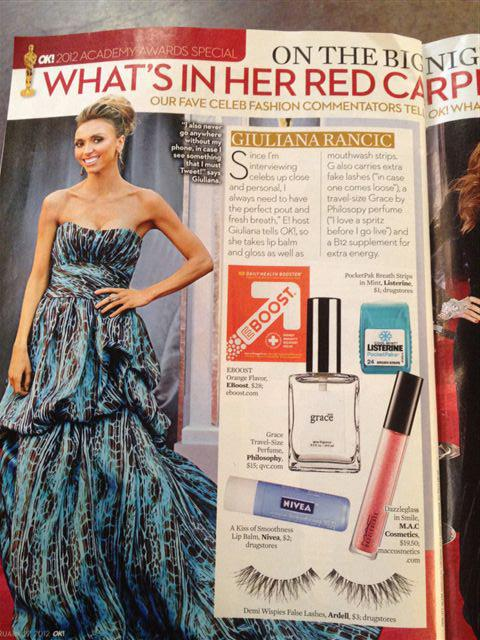 OK Magazine, Giuliana Rancic