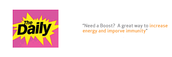 The Daily EBOOST