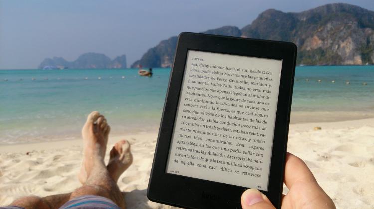 14 libros recomendados para la playa