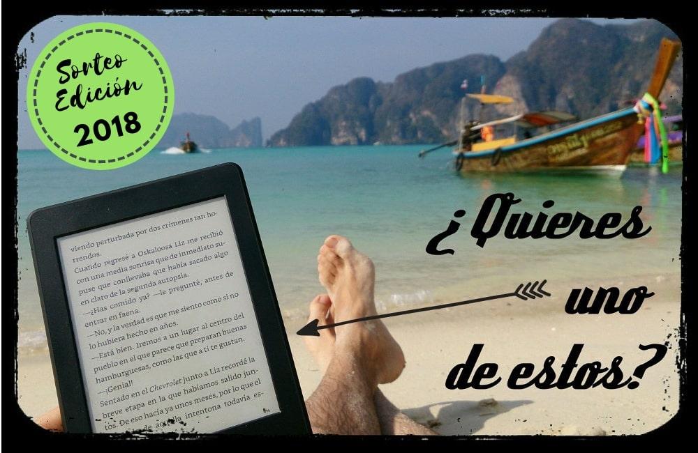 ¿Quieres un Kindle? ¡Te lo regalamos!