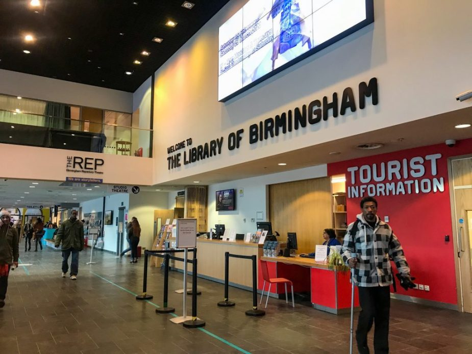 Things To Do In Birmingham In 24 hours