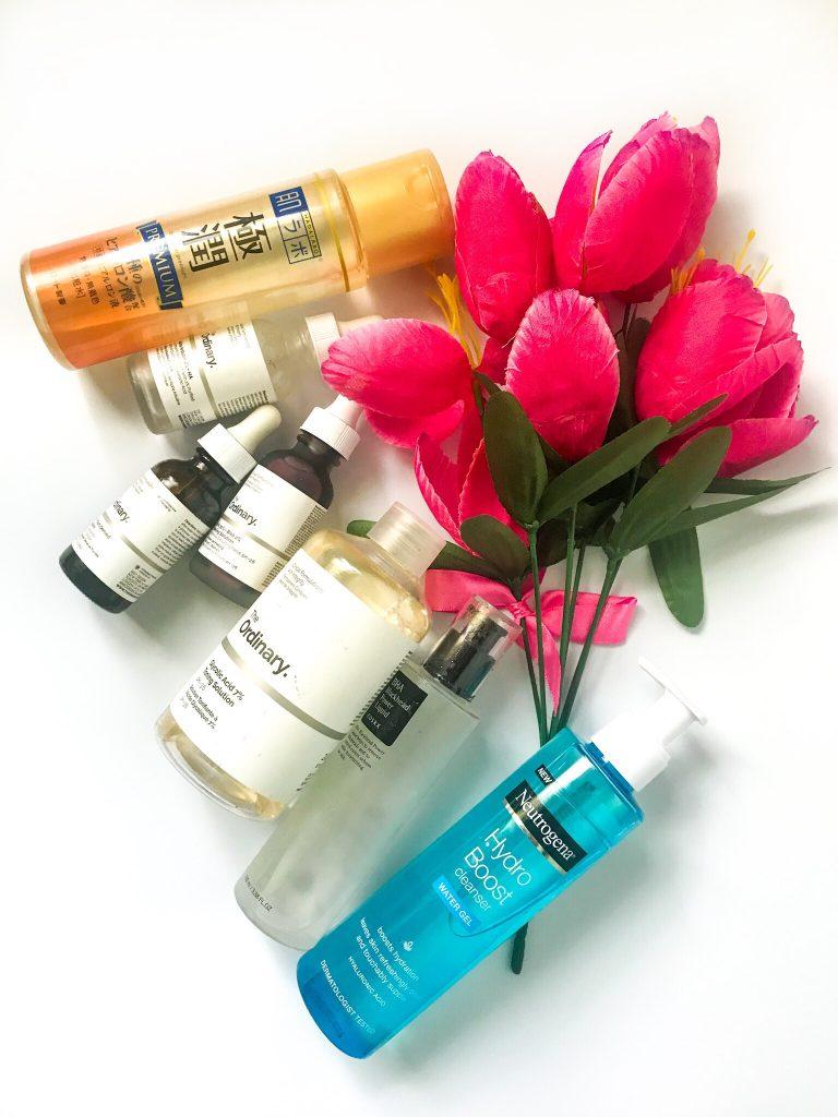 Spring Skincare Routine (Lockdown Edition)