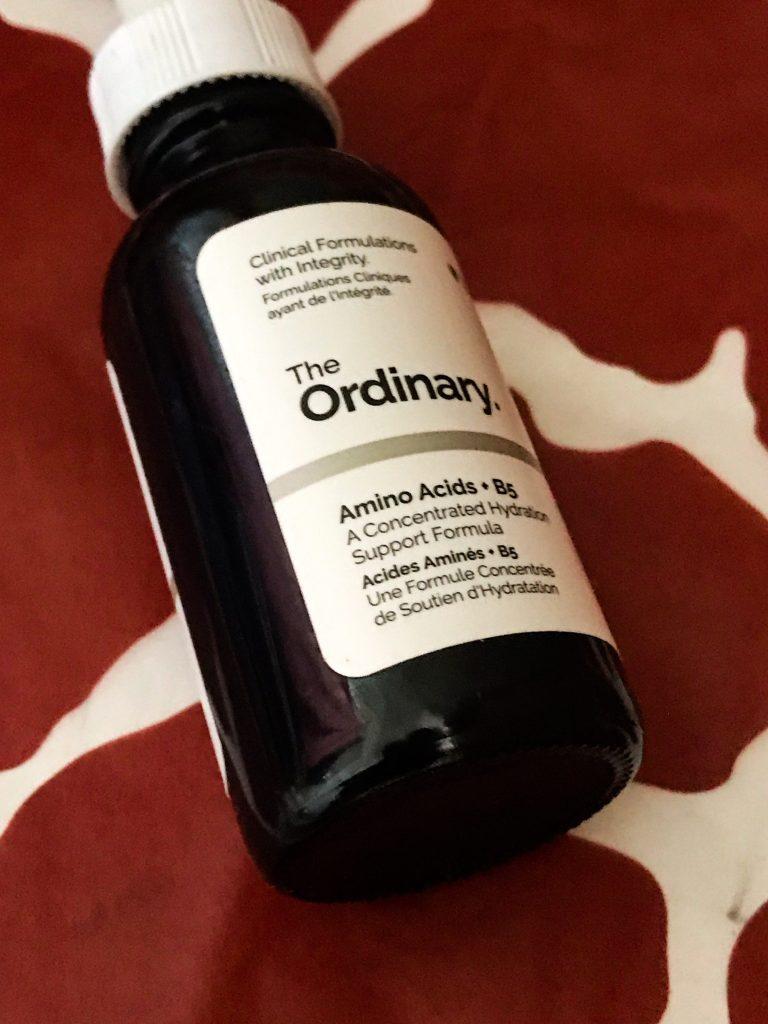 The Ordinary Amino Acids + B5 Review