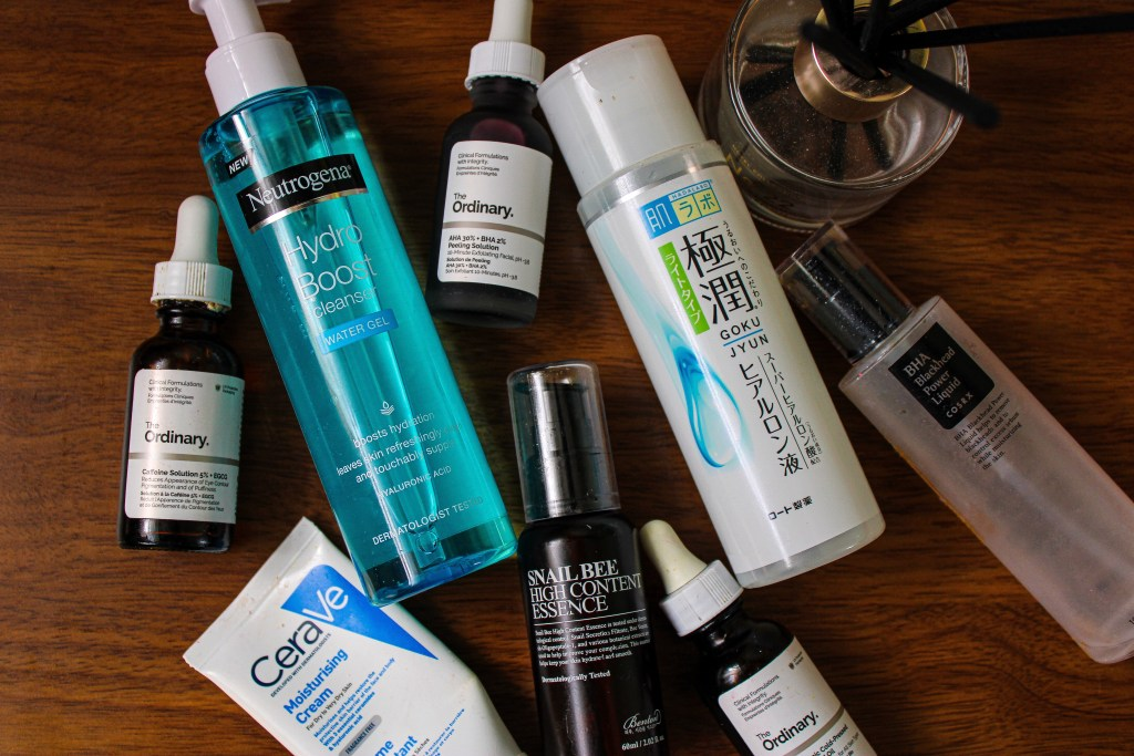 Summer Skincare Routine for Dry Skin