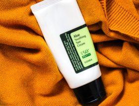 COSRX Aloe Soothing Sun Cream - 2020 Review