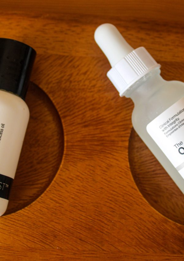 The Inkey List Niacinamide vs The Ordinary Niacinamide Serums