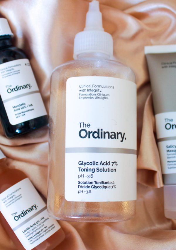 A Beginner's Guide To The Ordinary Direct Acids