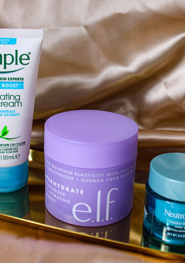 12 Best Drugstore Moisturizers For Oily Skin Worth Trying