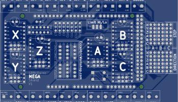 GRBLDuino Shield CNC Controller > The Eccentric Workshop Blog