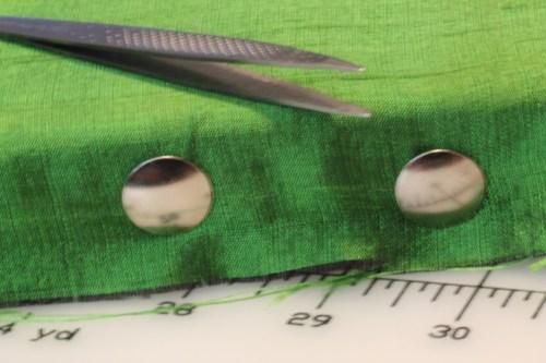 Stretching Silk on Evertite Frames