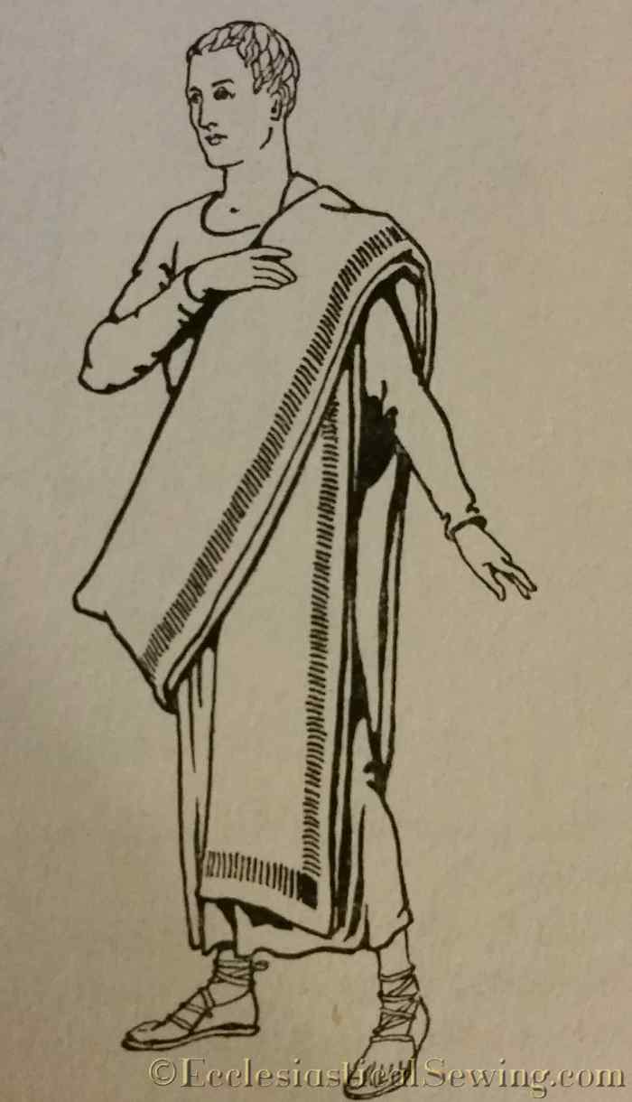 The Folded Pallium Norris Figure 16