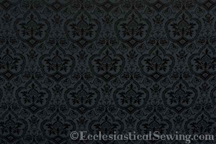 Evesham liturgical church vestment fabric