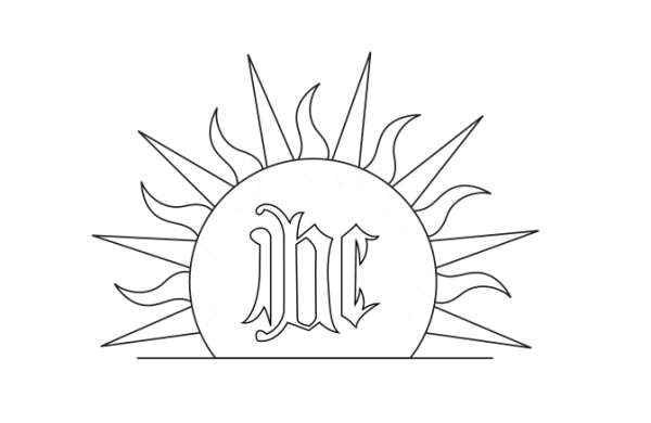 O'Orien Dayspring Hand Embroidery Design Advent Hand Embroidery design Rising Sun Church embroidery designs relisgious embriodery designs