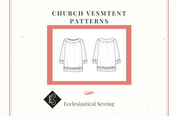 Church Vestment patterns