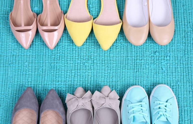 zapatos básicos