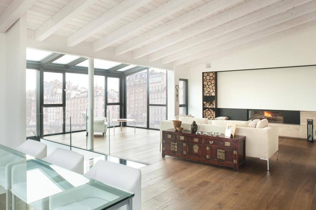 vivere sostenibile in una casa prefabbricata in legno e