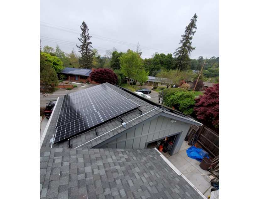 Solar in Action: Glen in Santa Rosa, CA