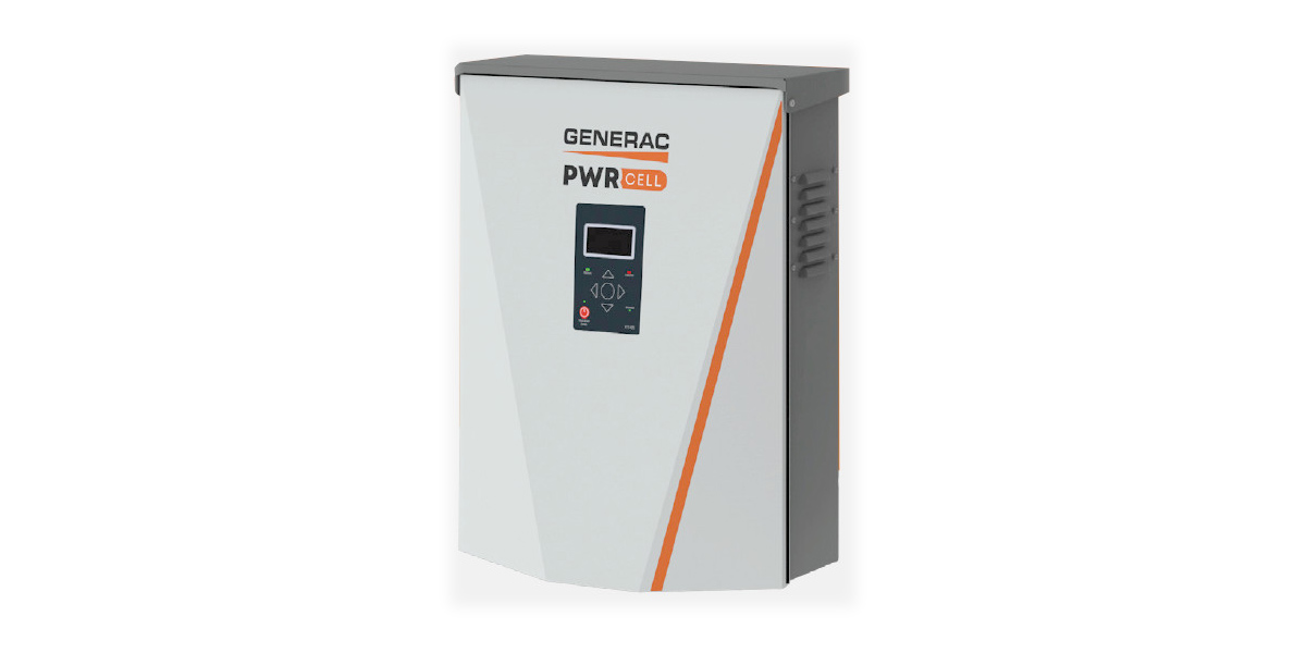 Generac PWRcell 7.6kW Grid-Tied / Battery Back-Up Inverter
