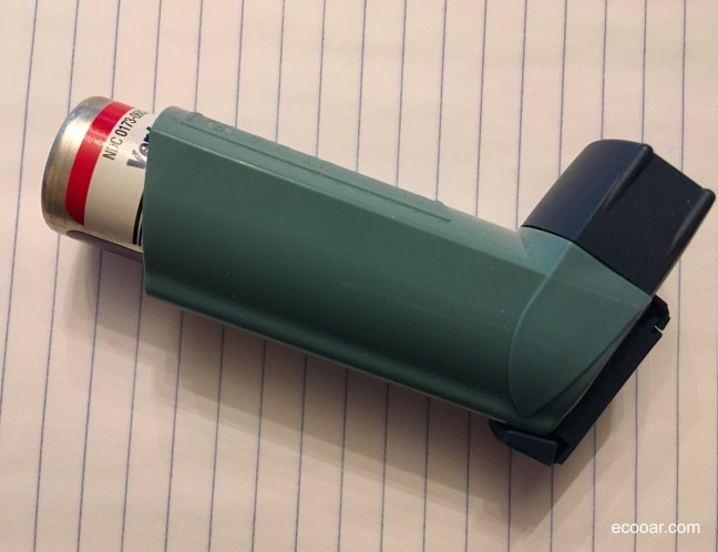 Foto mostra aparelho para melhorar a respiração e a saúde do paciente