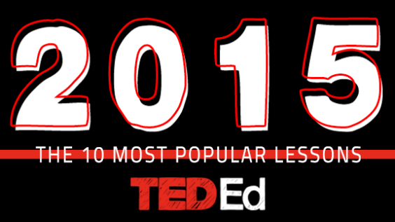 TED-Ed most popular original animated videos of 2015