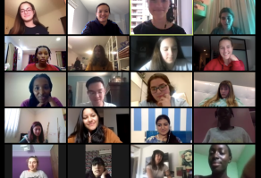 TED-Ed Weekend 2020 connect call