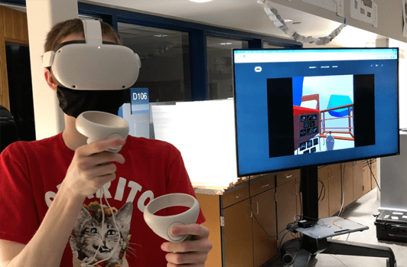 Painting in VR with OpenBrush