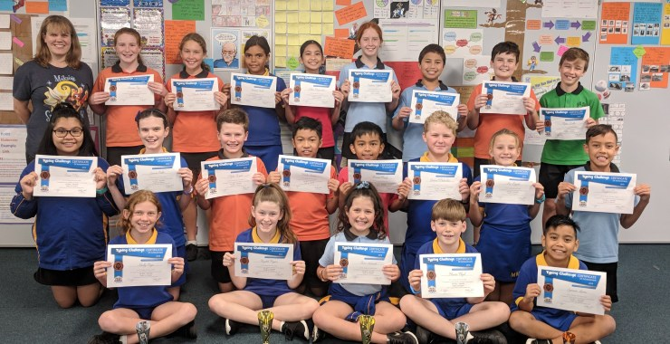 Mackay West State School takes yet another prize!