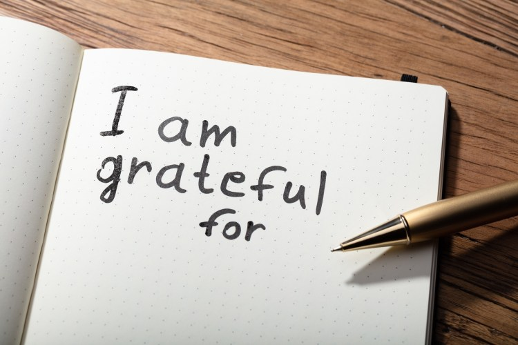 Gratitude Is Most Important When You Don't Feel Like It - HI. I'M ED.
