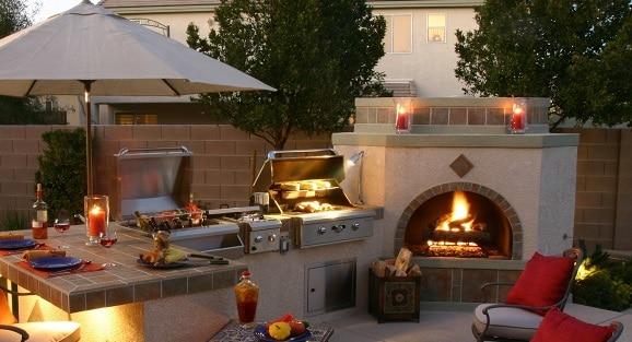 Costruire barbecue in muratura   Blog Edilnet