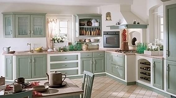 Cucine vintage consigli e costi   Blog Edilnet