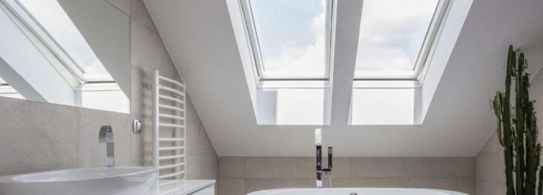 Bagni moderni per mansarde idee e consigli   Blog Edilnet