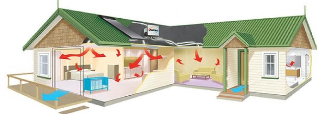 Ventilazione meccanica controllata  Edilnetit  Blog Edilnet