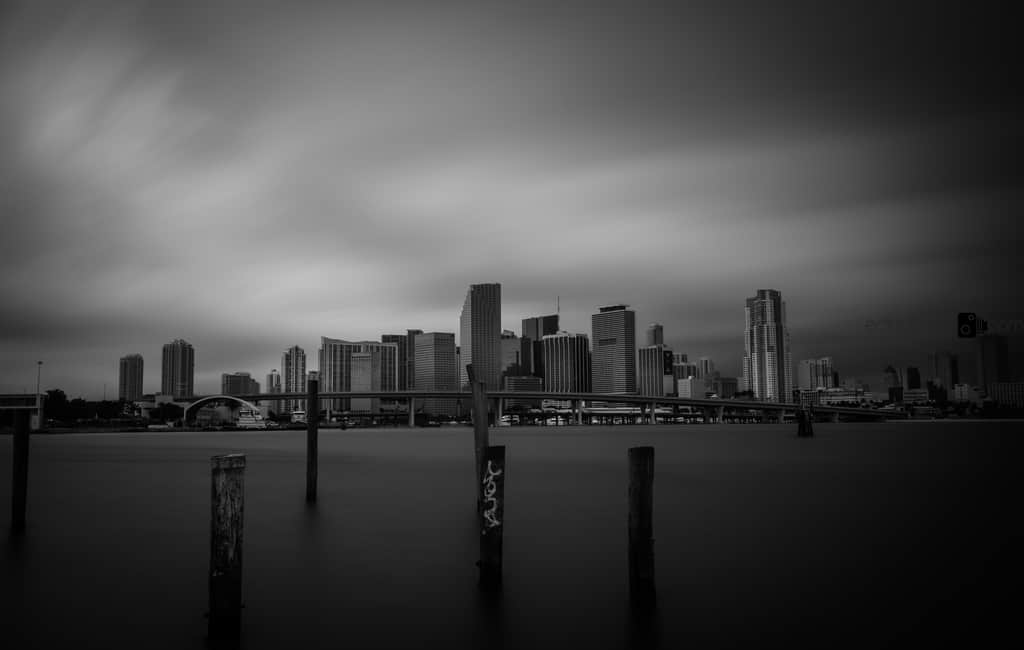 Miami Long Exposure Photography - image  on https://blog.edinchavez.com