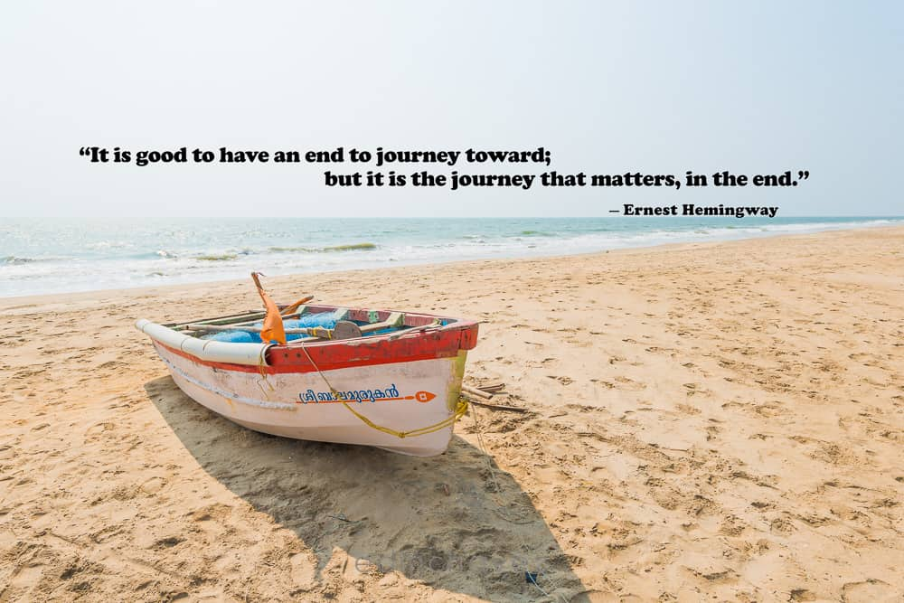 Sailing Quotes Hemingway Quotesgram: Top 10 Travel Quotes Of All Times