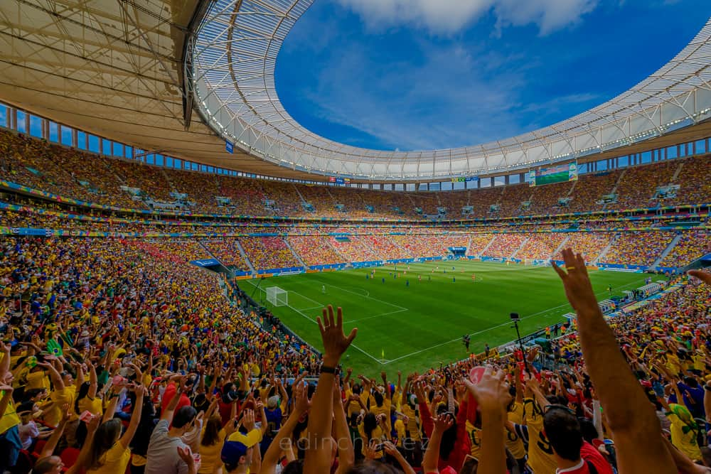 FIFA World Cup 2014 - image  on https://blog.edinchavez.com
