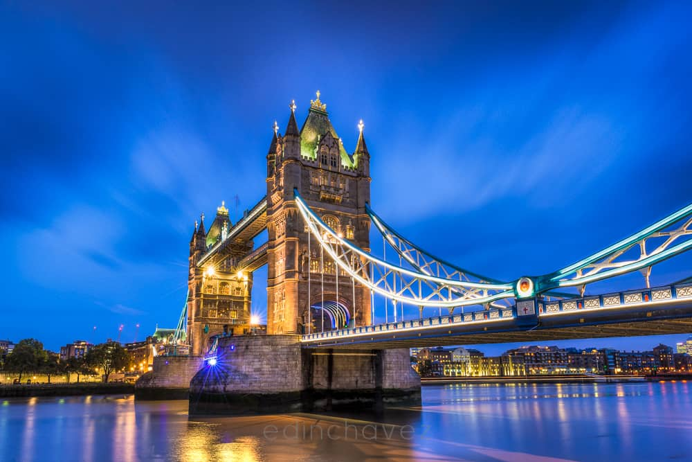 London Tower Bridge - image  on https://blog.edinchavez.com