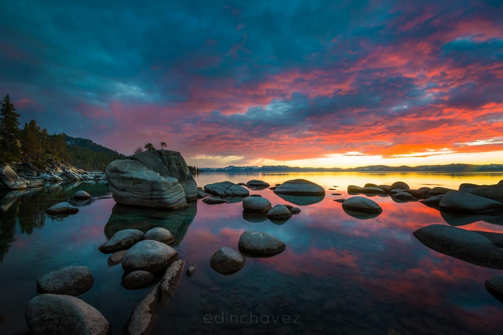 Lake Tahoe Bonsai Rock Location - image  on https://blog.edinchavez.com