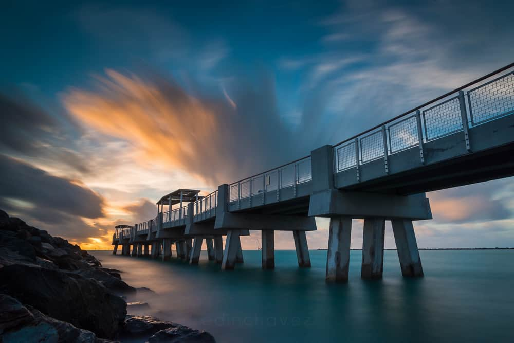 South Pointe Pier - image  on https://blog.edinchavez.com