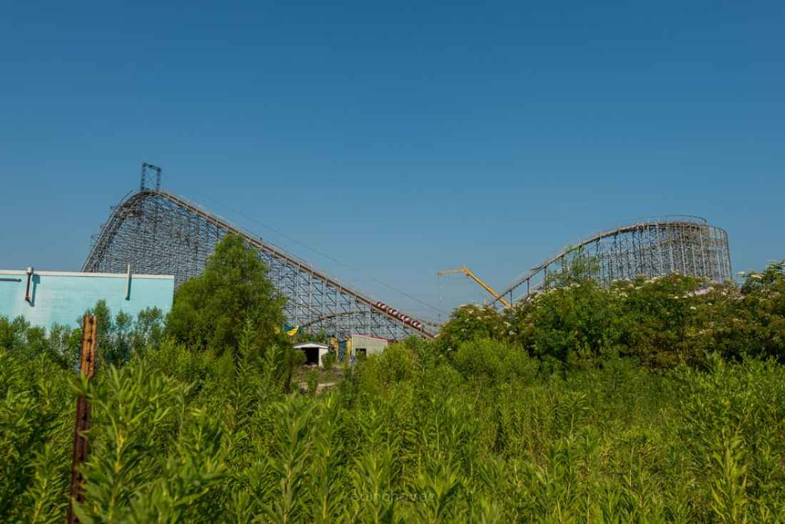 Abandoned Six Flags New Orleans-110