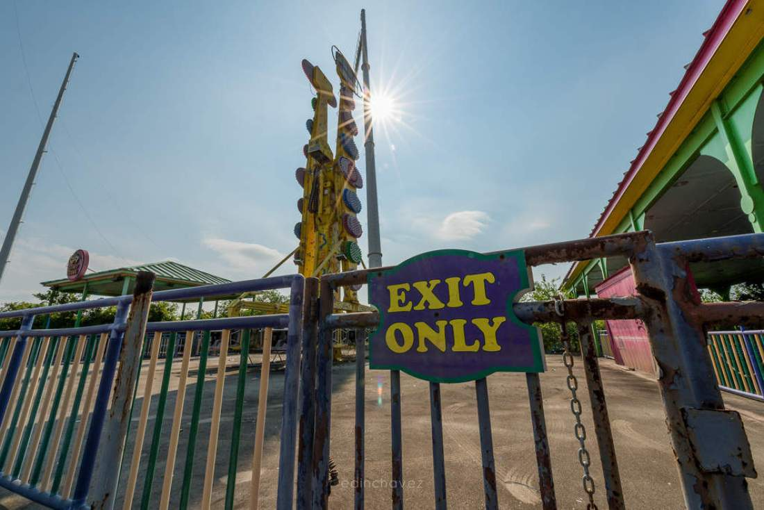 Abandoned Six Flags New Orleans-66
