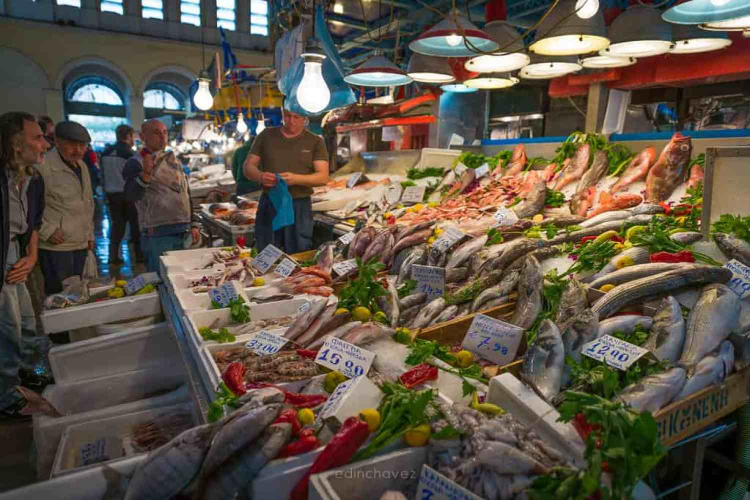 Fish market athens greece for City fish market fort myers