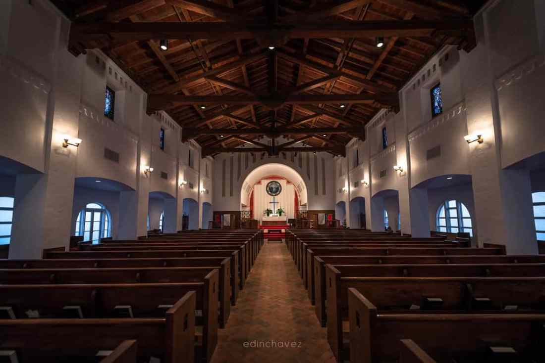Oldest Church in Miami Beach