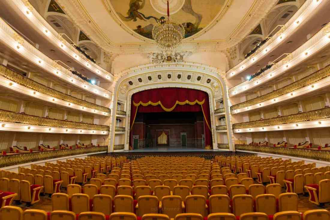 Cuban Grand theatre Top 10 places to photograph in Cuba