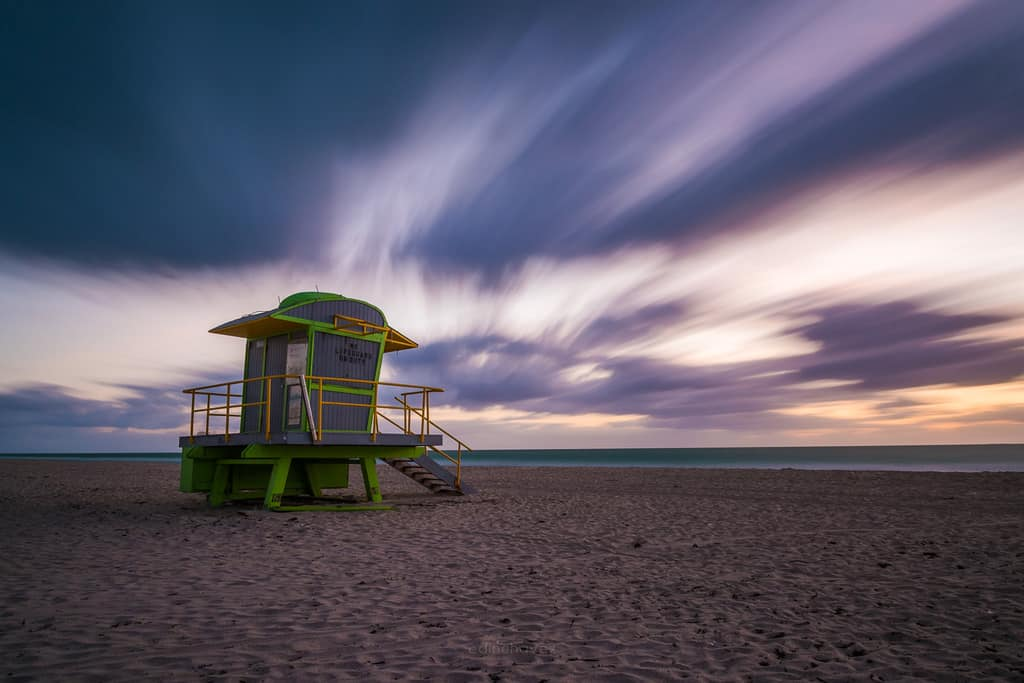 New Lifeguard Towers in Miami Beach - image  on https://blog.edinchavez.com