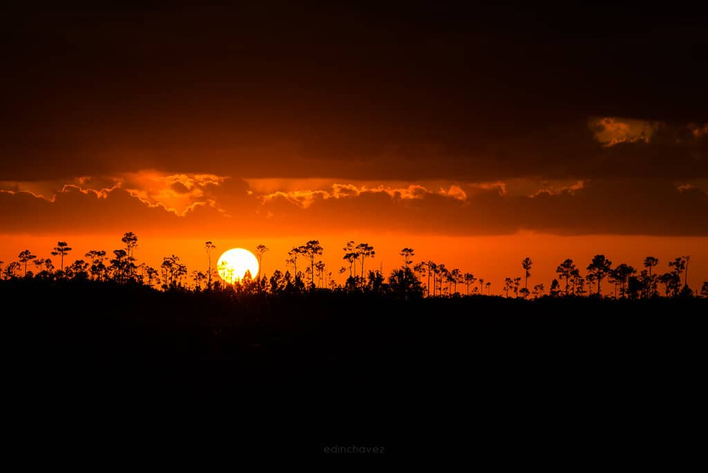 Best Everglades National Park Photography Spots sunset