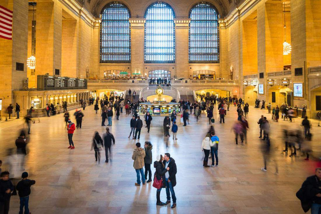 Best Places to Photograph in New York City Grand Central Station