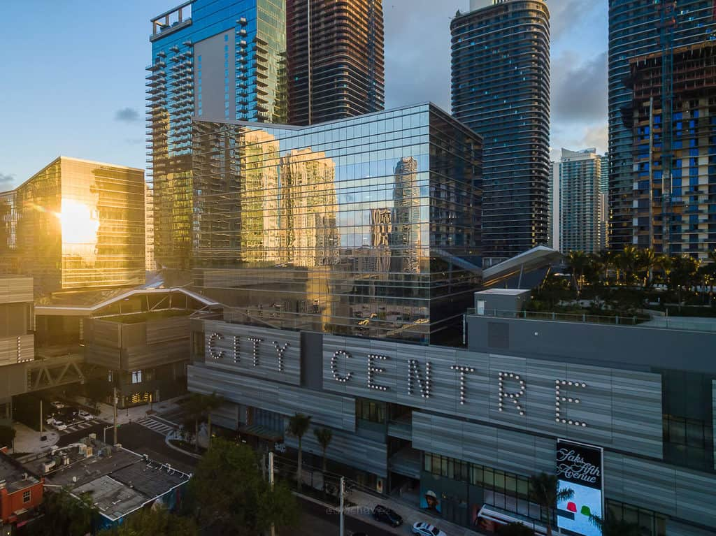 Brickell City Centre best photography spots Miami