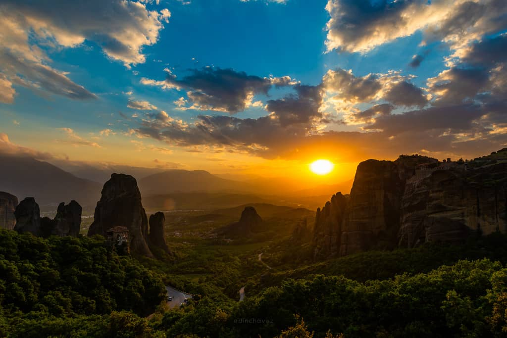 Best Photography Spots Meteora Greece Kalambaka - image  on https://blog.edinchavez.com